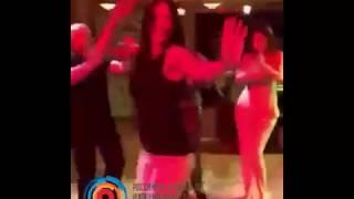 Яна Егорян отпраздновала победу кавказским танцем под тост Павлиашвили