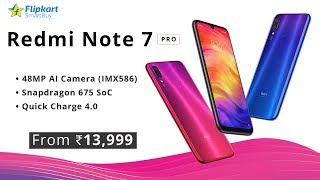 Redmi Note 7 Pro - Price, Specifications, Release Date in INDIA