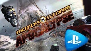 PlayStation™Now MotorStorm Apocalypse on PC part 2