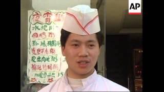China: Guangzhou: Anyone For A Rat Dinner?
