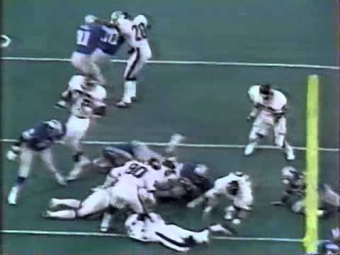 Lawrence Taylor Game Film - 1982 Thanksgiving Day vs Lions