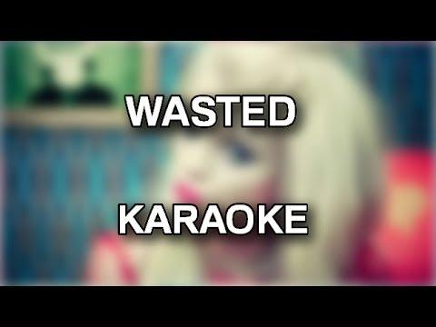 Margaret - Wasted [karaoke/instrumental] - Polinstrumentalista