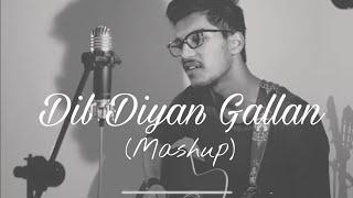 Dil Diyan Gallan (cover)| Unplugged | O Re Piya | Rolling in the Deep | Mashup| DeepDas