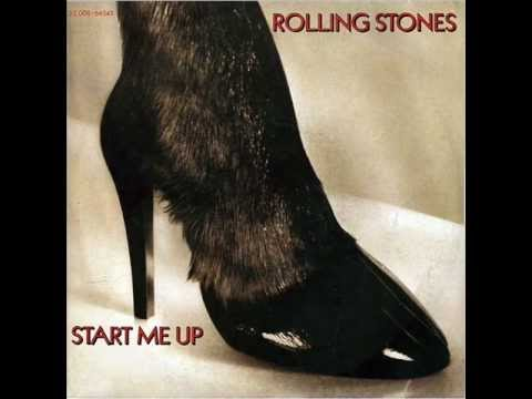 Rolling Stones - Start Me Up (Chris