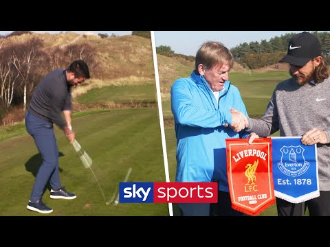 Tommy Fleetwood & Alan Stubbs vs Kenny Dalglish & Jamie Redknapp| Everton v Liverpool Golf Challenge