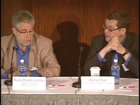 Justice for Hedgehogs: Question & Answer - Panel I