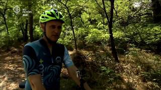 Bicikliversenyző - műlábbal