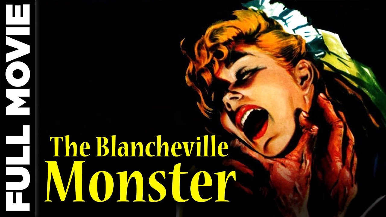 The Blancheville Monster (1963) | English Horror Movie | Harry Winter, Emily Wolrowicz