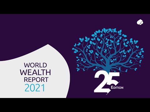 World Wealth Report 2021: Pushing the frontiers of wealth management to capture customer mindshare