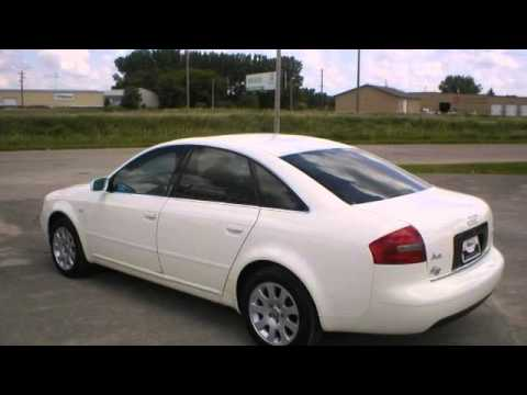2001 Audi A6 Rochester Winona Mn A134214 Sold Youtube