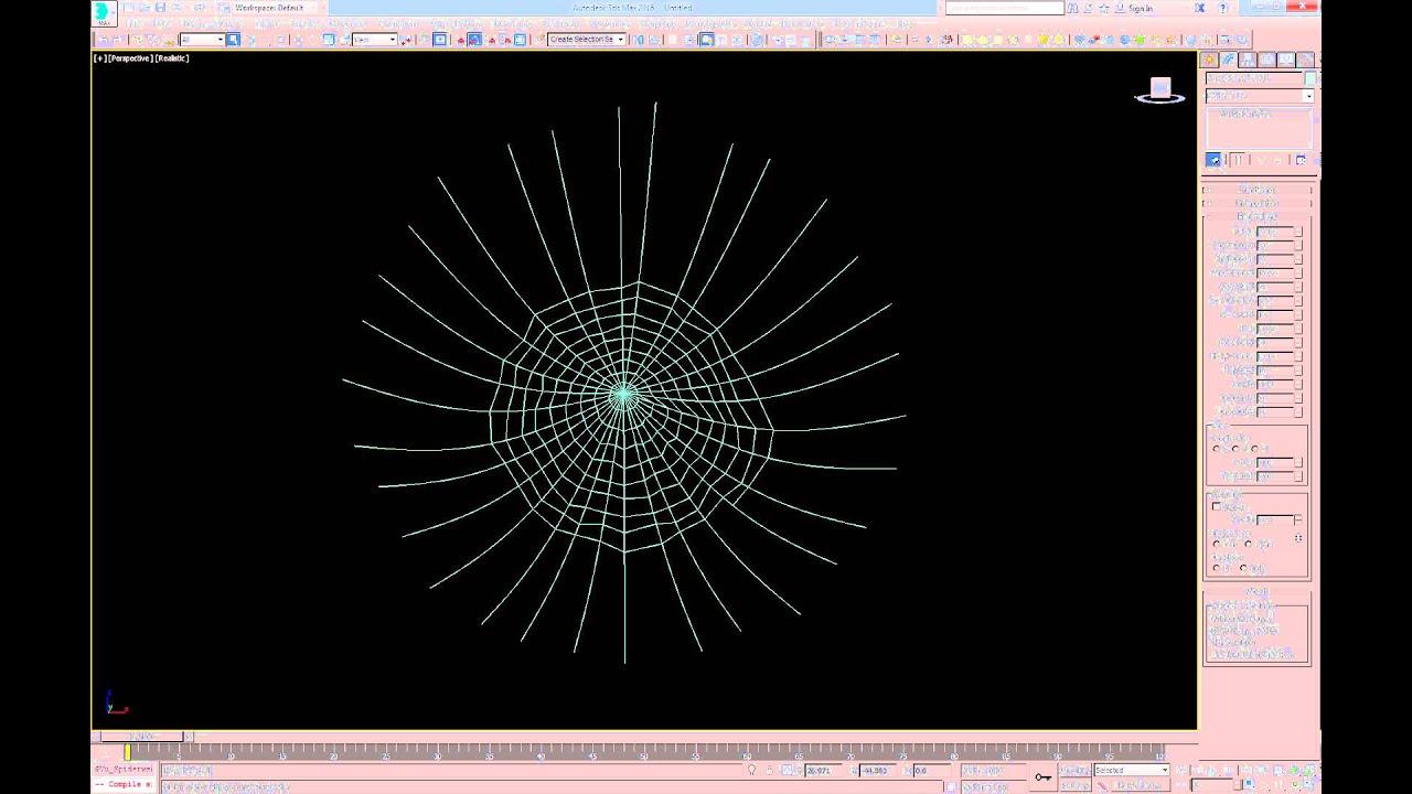 MCG Spiderwebs | ScriptSpot