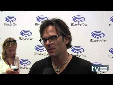 Billy Burke Interview - Revolution (NBC)