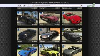 GTA 5 Online: 1.2 Million Dollar Shopping Spree ($1,200,000)