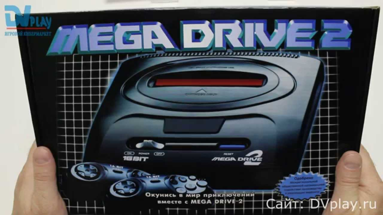 Sega mega drive 2 инструкция скачать