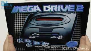 Sega Mega Drive 2 - классика Sega.