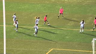 Lamorinda United 98: Girls U16 Soccer Highlights 11/2014