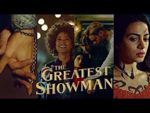Shadowhunters II The Greatest Showman