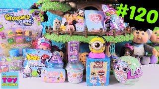 Blind Bag Treehouse #120 Unboxing Disney Baby Secrets LOL Surprise Num Noms | PSToyReviews