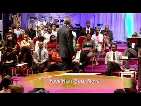 Your Next Bold Move by Dr. Sam Chand