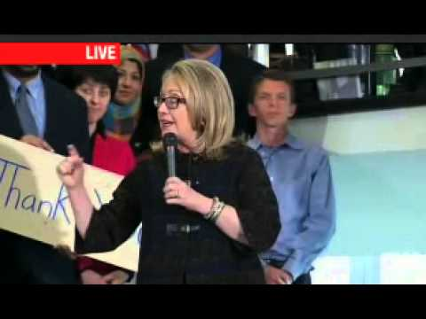 Clinton Farewell Speech to State Department   Hillary Clinton say