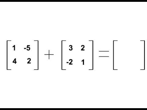 math worksheet : matrix addition  subtraction solutions examples videos  : Adding And Subtracting Matrices Worksheet