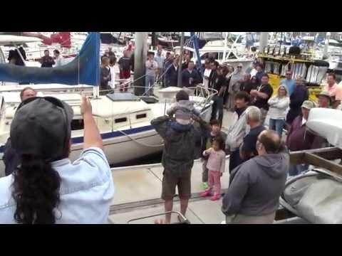 Boat Auction At Cabrillo Marina