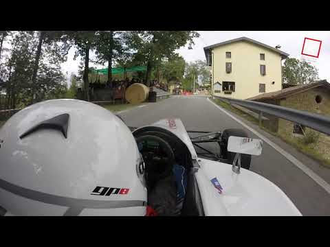 42° Cividale - Castelmonte Hill Climb 2019 - Onboard Luca Mitri | Predator's [HD]