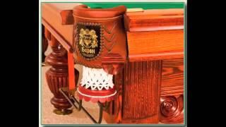 Бильярдный стол Ruptur серия Барон(Производство