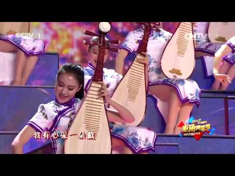 Jazmine Flower 茉莉花  -  Juan Pacheco CCTV 1 China