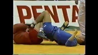 96年サンボ世界選手権(東京)