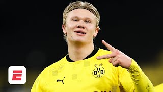 Real Madrid or Barcelona: Which club is Erling Haaland more likely to sign for? | ESPN FC