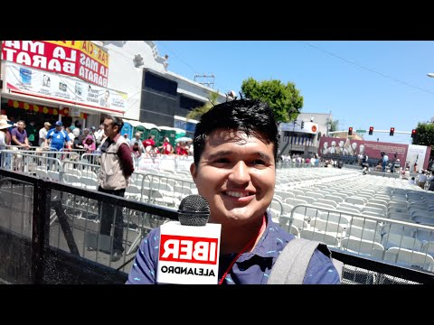 Esto Piensa La Gente De AMLO en Tijuana