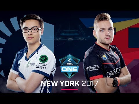Team Liquid vs. FaZe [Overpass] Map 2 - Final - ESL One NY