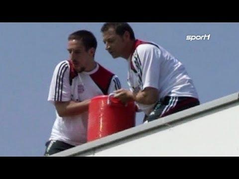 Ribery ist Europas Fußballer des Jahres - Riberys beste Streiche - Schlitzohr Franck Ribery