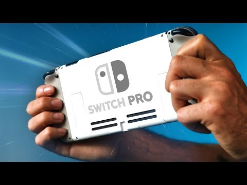New Nintendo Switch Pro Coming?