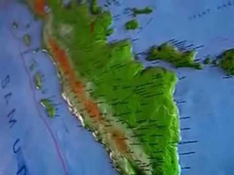 Indonesian Map Of Island