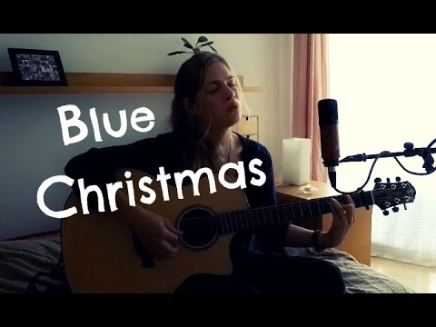 Free download Mp3 lagu Blue Christmas (The Lumineers/Elvis Presley) Cover by Sabrina terbaru