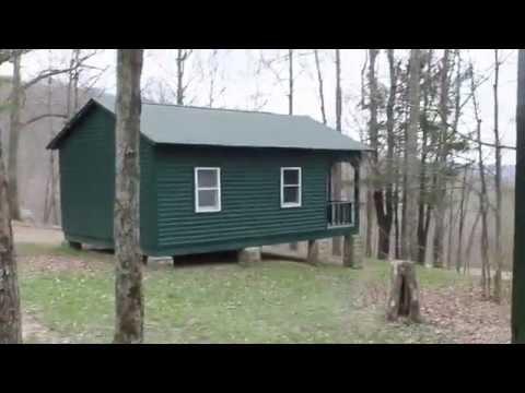 Summit Trail Cabin 8, Allegany State Park
