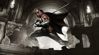 Робин против Двуликого ► Batman: Arkham Knight ► Орёл или решка