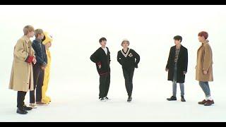 BTS One Body Game! Eng Sub #BTS #BTSGames