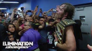 Ambrose hijacks the World Heavyweight Championship: WWE.com Exclusive, May 31, 2015 thumbnail