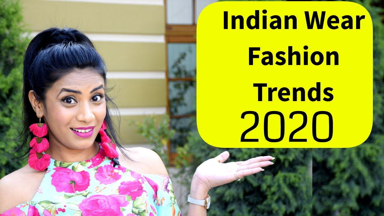 Download Indian Fashion Trends 2020 | Latest Saree / Lehnga Designs | Indian Ethnic Wear | Aanchal