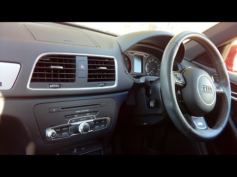 Audi Q3 2011 Onward How To Wire Dash Cam To Go On/off With Ignition