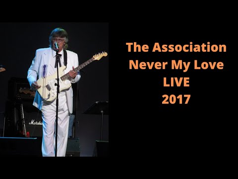 The Association   Never My Love LIVE   Happy Together Tour, Albany, NY  6/17/17