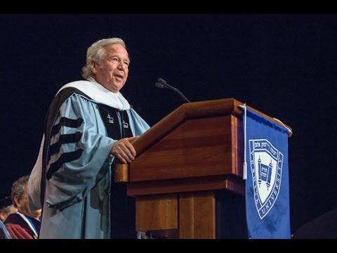 Yeshiva University's 85th Commencement