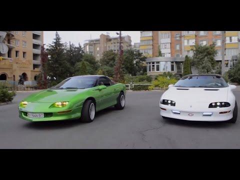 Chevrolet Camaro 34 TURBO VS 57 z28 1994  YouTube