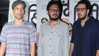 Hindi Medium Movie Special Screening | Deepak Dobriyal, Vishesh Bhatt, Dinesh Vijan