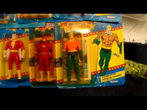 DVTV Episode 27 - Dallas Vintage Toys Kenner Super Powers Complete Collection