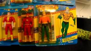 DVTV Episode 27 - Dallas Vintage Toys Kenner Super Powers Complete Collection