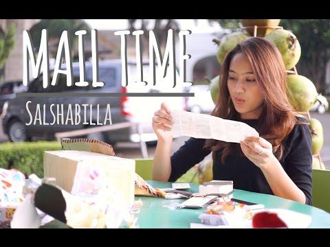 Salshabilla - MAIL TIME #1